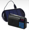 CROW  radio FM portable
