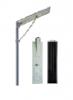LAMPADAIRE SOLAIRE  XT1170SELD30-J de 30 W