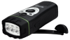 WOLF   DYNAMO - ALIMENTE PAR USB LAMPE DE POCHE LED - FM SCAN RADIO